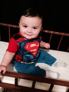 Super Boy Dane!